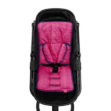 Protetor de Carrinho de Bebê Universal 3 em 1 Coiseteria estampa Matrioska