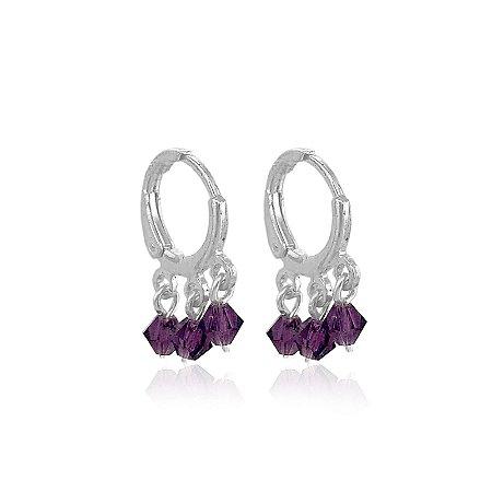 Argolinha Purple