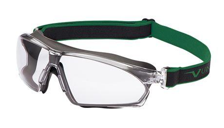 Óculos de Proteção Univet 625 Com Elástico Vedado Antiembaçante Vangard Plus CA 44444