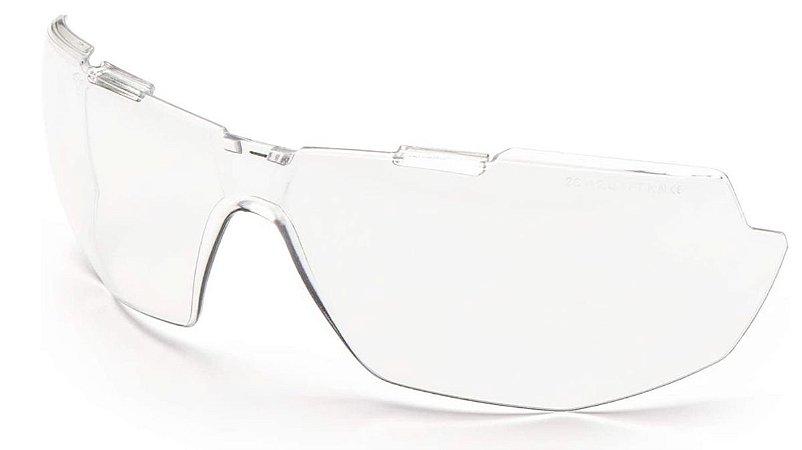 Lente de Reposição Univet Para Óculos 5X1 Transparente Vanguard Plus S5X1.K2.03.00