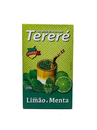 Tereré Limão e Menta Portão - 250 Gr