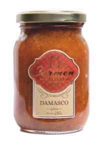 Geleia de Damasco 300g - Doces Carmen