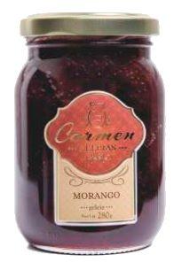 Geleia de Morango 280g - Doces Carmen