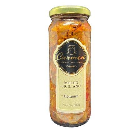 Molho Siciliano 300g - Doces Carmen