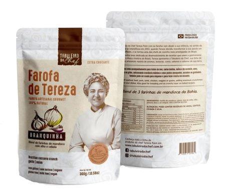 Farofa de Tereza Branquinha 300gr - UN
