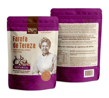 Farofa de Tereza Sertaneja 300gr - UN