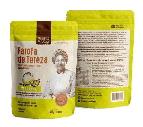 Farofa de Tereza Verdinha 300gr - UN