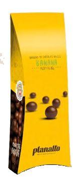 Dragea Chocolate ao Leite e Banana Planalto 80G