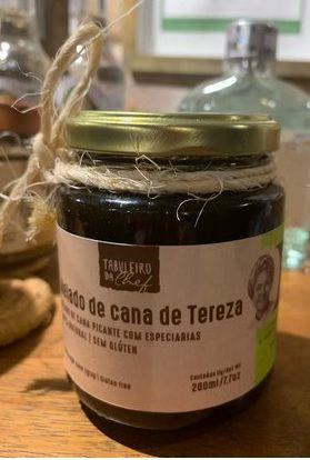Melado Cana Picante de Tereza 200ml - UN