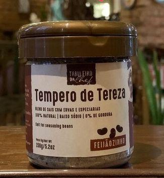 Tempero de Tereza Feijãozinho 150gr - UN