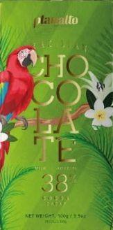 Barra 38% Cacau - Chocolate ao Leite Planalto 100G - UN