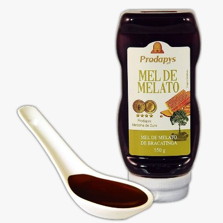 Mel de Melato de Bracatinga Prodapys - Bisnaga 550g - UN