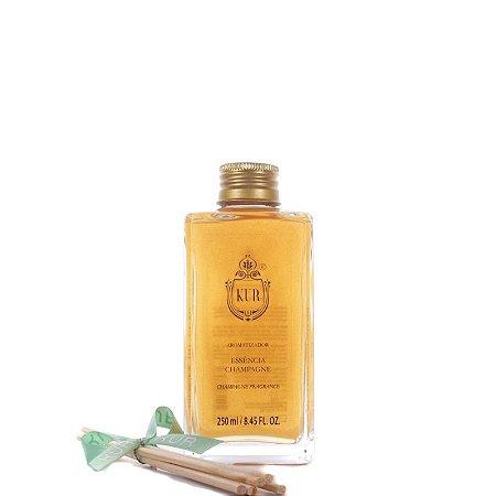 Perfume de Ambiente Aroma Champagne - Refil - 250ml - Kur