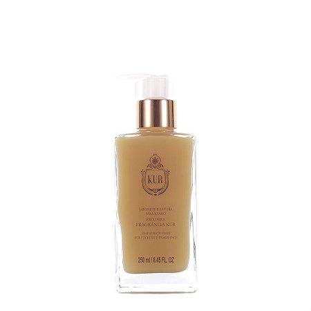 Sabonete e Espuma de Banho Fragrância Kur Vidro - 250ml - Kur