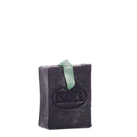 Sabonete Vegetal Lama Negra - 100g - Kur