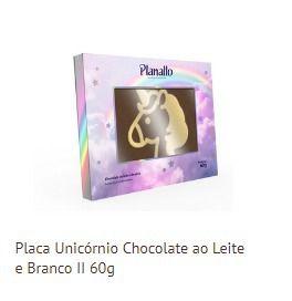 PLACA UNICÓRNIO 2 60G - PLANALTO - UNIDADE