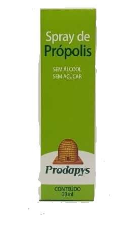 Spray de Propolis *Sem Álcool e Açúcar* Prodapys 33ml - UN