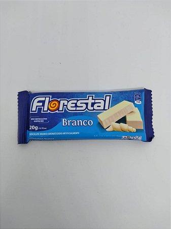 Tablete Florestal Branco 15x20g - Display