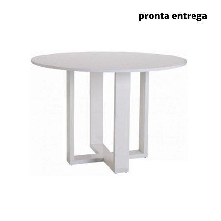 Mesa de jantar Drop Branca