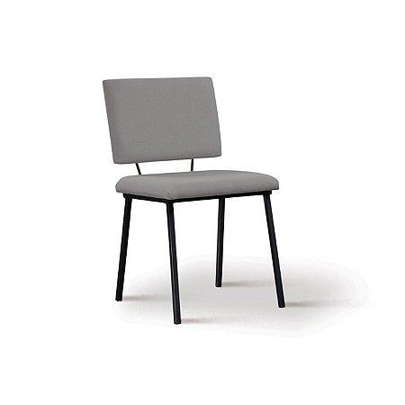 Cadeira Tarsila Cinza Escuro