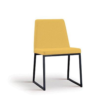 Cadeira Tina Amarela