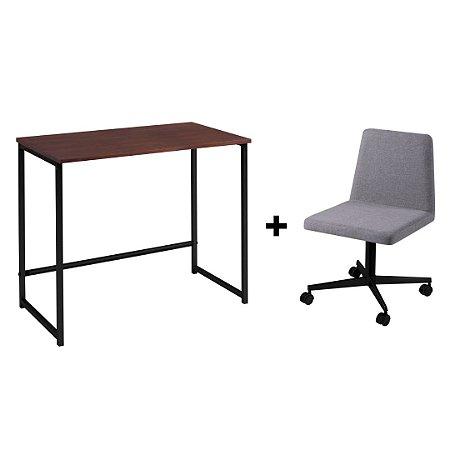 Escrivaninha Broto + Cadeira Zoe