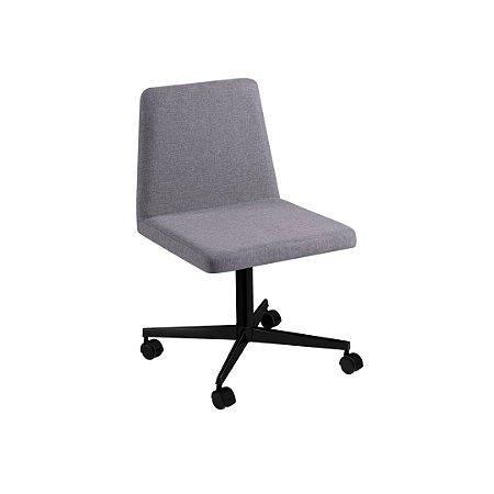 Cadeira Office Zoe Cinza