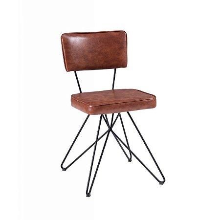 Cadeira Lin Caramelo