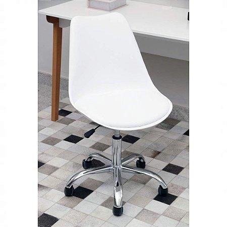 Cadeira Office Nordi Branca