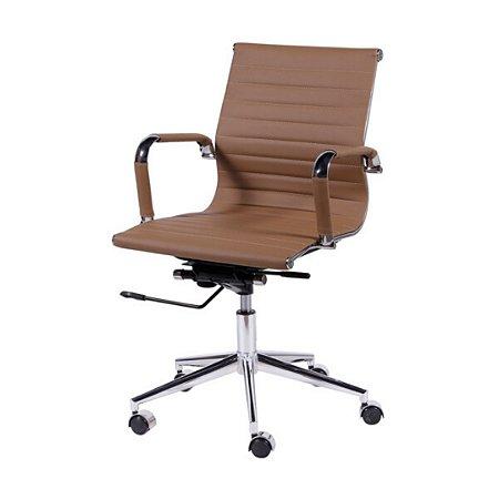 Cadeira Office Ávila Caramelo