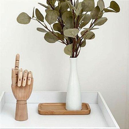Mão Articulada em madeira
