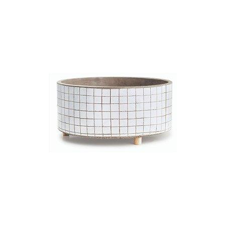 Vaso Mosaico Lua