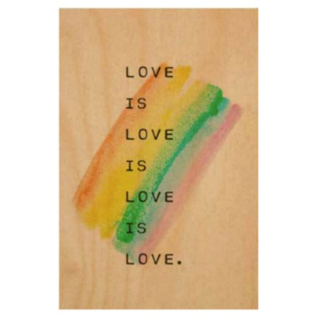 Quadro Love is Love