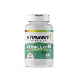 Complexo B 250mg c/60 Cps.