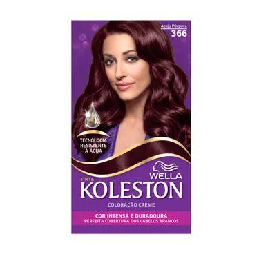 Tintura Koleston 366 Acaju Purpura