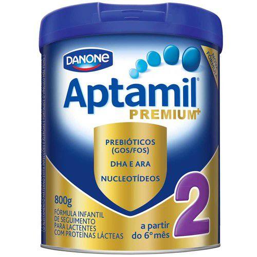 Leite Aptamil Premium N.2 800gr