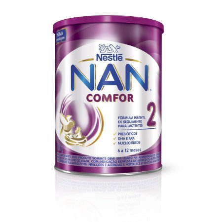 Leite NAN Comfor N.2 800gr