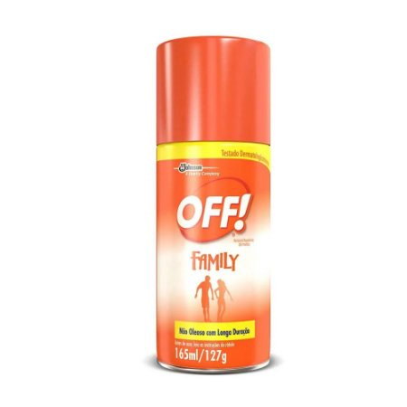 Repelente Off Aer. 165ml