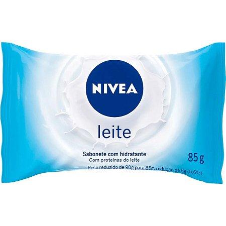 Sabonete Nivea 85gr Proteinas do Leite