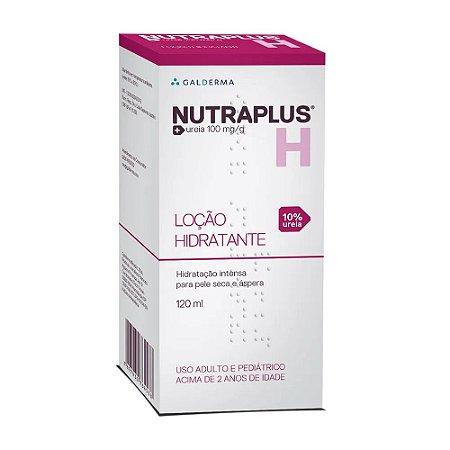 Nutraplus 10% Loção c/120ml