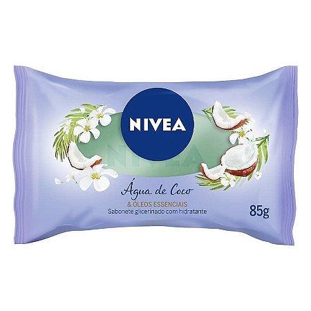 Sabonete Nivea 85gr Água de Côco