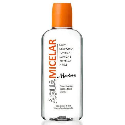 Água Micelar Marchetti 140ml