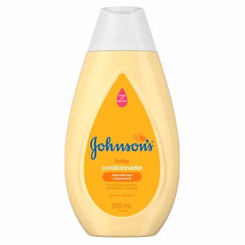 Condicionador Johnson's Baby Tradicional 200ml