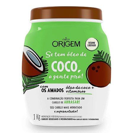 Creme Tratamento Origem Coco 1kg