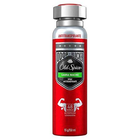 Desodorante Old Spice Aer Cabra Macho 150ml