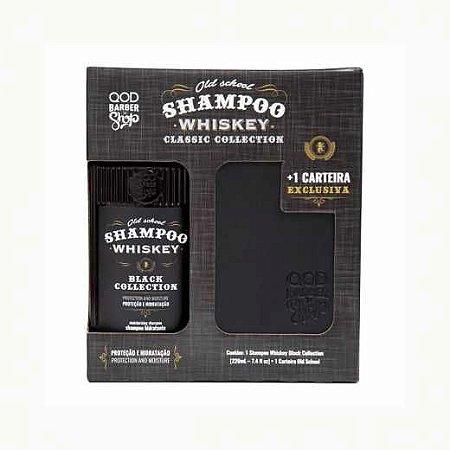 Kit Shampoo + Carteira