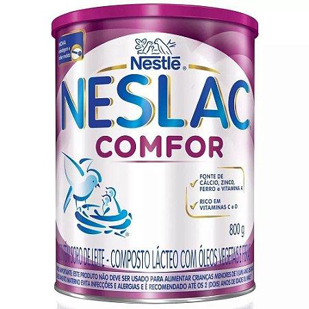 Leite Neslac Comfor 800gr