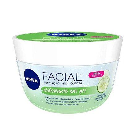 Creme Hidratante Facial Nivea Gel 100gr
