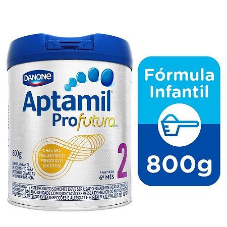 Leite Aptamil Pro Futura N°2 800gr