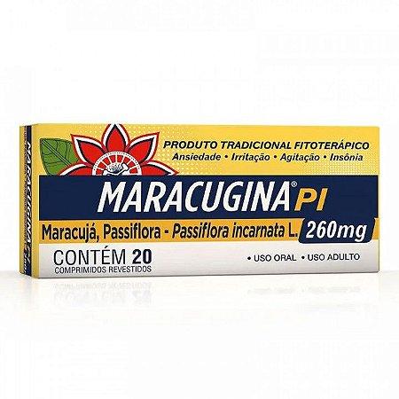 Maracugina PI 260mg c/20 Cps.